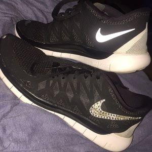 Nike women's Free Run shoes
